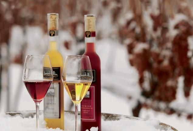 Canada Ice Wine