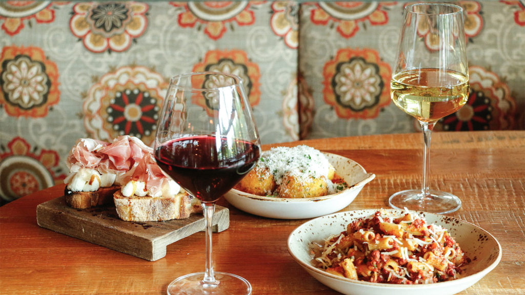 The Best Restaurants For Wine Diversity